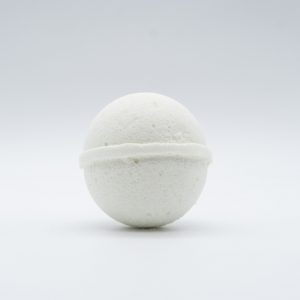 """""""Surf"""" hemp terpene bath bomb is what you need to uplift your mood and relieve your sore muscles. It will refresh the skin and leave you recharged."""