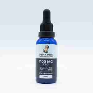 CBD oil for large dogs